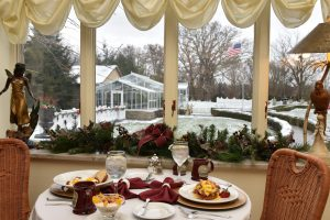 Buhl Mansion Breakfast Sunroom (2)