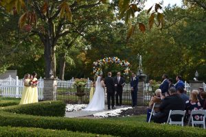 Buhl Mansion garden weddings (1)