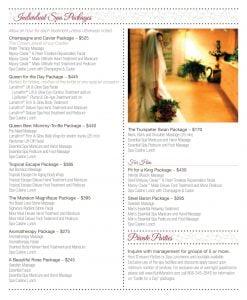 2020 Buhl Mansion Spa Menu pg 7